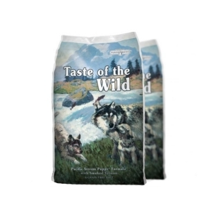 Taste of the Wild Pacific Stream Puppy 2x 13kg