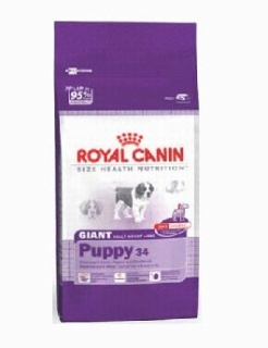 Royal canin Kom. Giant Puppy  15kg
