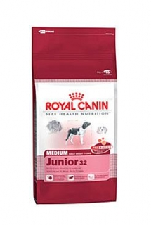 Royal canin Kom. Medium Junior  1kg