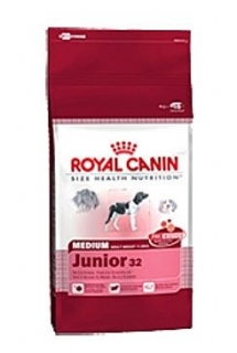 Royal canin Kom. Medium Junior  15kg