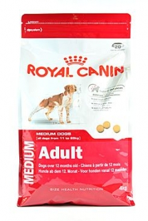 Royal canin Kom. Medium Adult  4kg