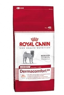 Royal canin Kom. Medium Derma Comfort  10kg