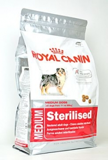 Royal canin Kom. Medium Sterilised 3kg