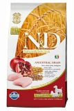 N&D LG DOG Light S/M Chicken & Pomegr 800g