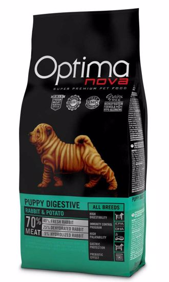 OPTIMAnova dog PUPPY DIGESTIVE 12kg