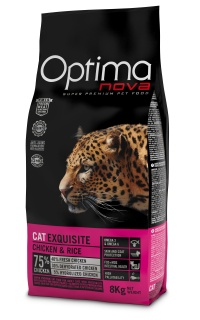 OPTIMAnova CAT ADULT EXQUISITE 8kg