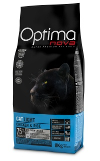 OPTIMAnova CAT LIGHT 8kg