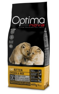 OPTIMAnova CAT KITTEN 400g