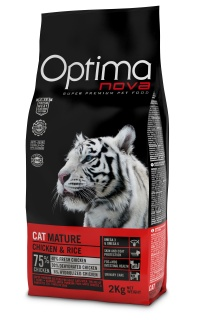 OPTIMAnova CAT MATURE urinary 2kg