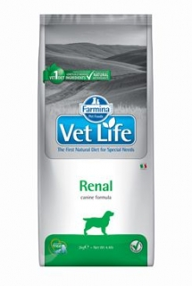 Vet Life Natural DOG Renal 2kg