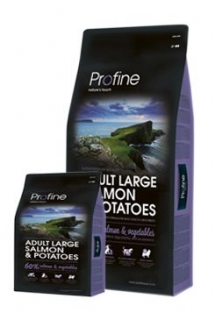 Profine Dog Adult Large Salmon & Potatoes 15 kg