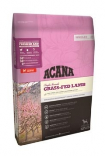 Acana Dog Grass-Fed Lamb  Singles 6kg