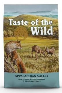 Taste of the Wild Appalachian Valley Small Breed 5,6kg