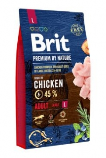 Brit Premium Dog by Nature Adult L 8kg